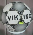 Мяч футбольный  VIKING STAR 5 кожа (V645) № товара 24