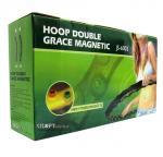 Обруч пластмассовый Hoop Double Grace Magnetic JS-6002 № товара 63