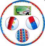 Обруч массажный разборный с магнитами Jie Sen F04559/JS-6003 № товара 65